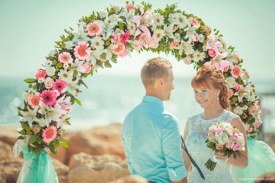 Пляж Св. Феклы (Айя-Напа) - фото 2818567 Sunny Cyprus Wedding