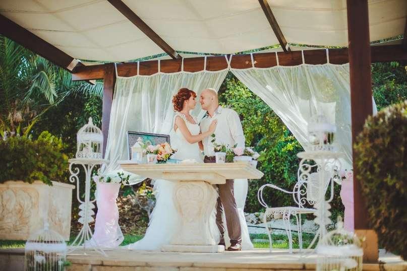 "Беседка ""Элиас Гарден"" (Протарас) - фото 2818895 Sunny Cyprus Wedding"