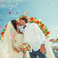 Свадебная церемония в Лимассоле + 2 часа фото