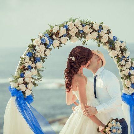 Свадебная церемония в Пафосе + 2 часа фото