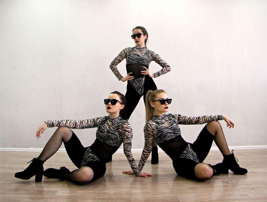 """Танцевальное шоу """"Zebra"""""""