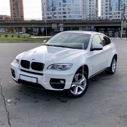 Аренда авто BMW X6
