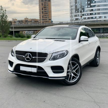 Аренда Mercedes-Benz GLE