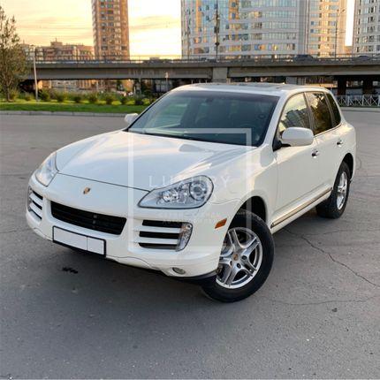 № 30 Внедорожник Porsche Cayenne в аренду
