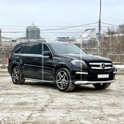 № 23 Внедорожник Mercedes-Benz GL 63 в аренду, 1 час