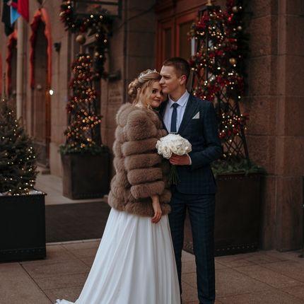 """Фотосъёмка неполного дня - пакет """"Свадьба для двоих"""""""