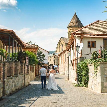 Организация свадьбы в Сигнахи