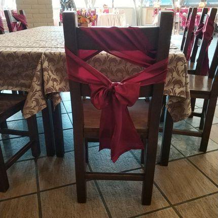 Оформление стульев, 1 шт.