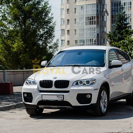 BMW X6 в аренду