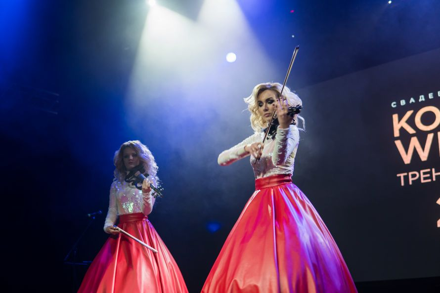 Шоу-номер в концертной программе мероприятия