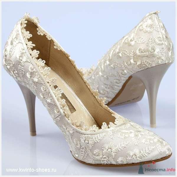 4700 - фото 60267 Kwinto-shoes - cвадебная обувь