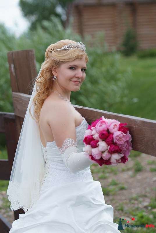 Фото 119227 в коллекции свадьба - Anita