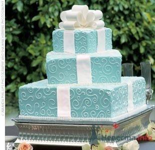 Голубой торт - фото 61491 Vika83
