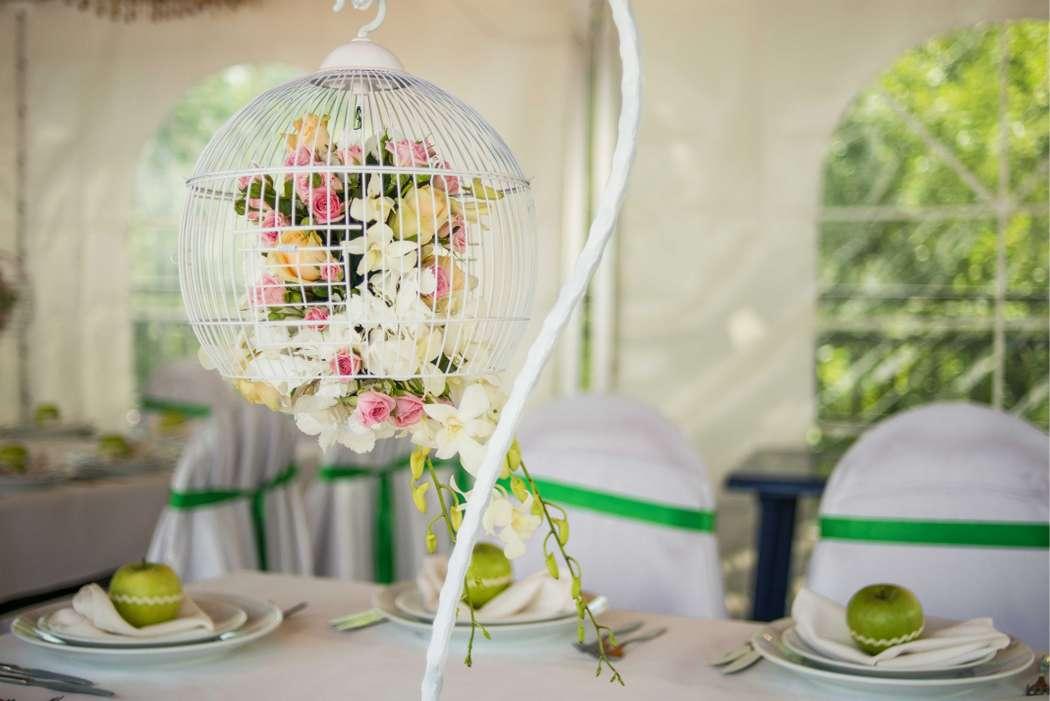Фото 1387035 в коллекции Мои фотографии - MagicMoments comp - оформление свадьбы