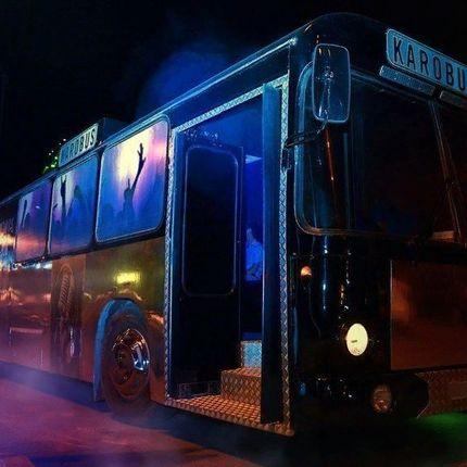 Аренда Karobus Party-Bus, 1 час