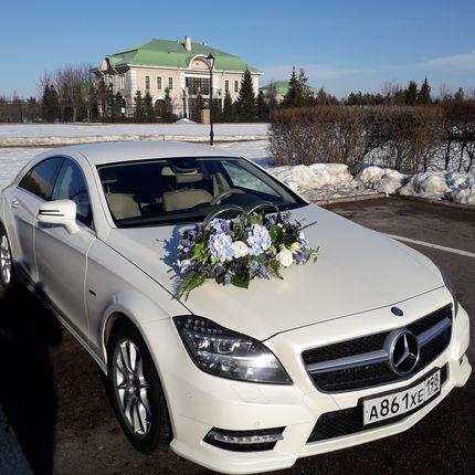 Аренда Mercedes-Benz CLS