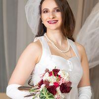 Букет невесты в стиле Джаз