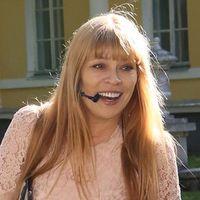 Татьяна Свитта - ведущая и регистратор