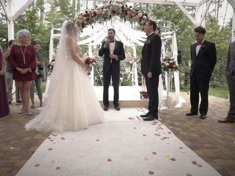 свадьба Марины и Карима