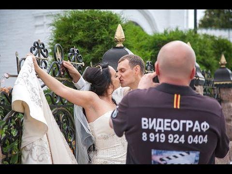 АНДРЕЙ и АЛЬБИНА (30.07.16.) - Wedding day