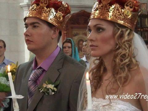 Венчание, Хабаровск