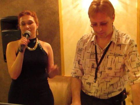 Дуэт ШАГИ - мелодический джаз на встречу гостей и на фуршет