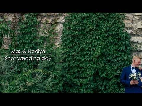 Max & Nadiya | Shot wedding day