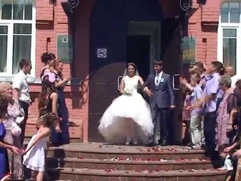 Свадебный видеоролик Кристина и Станислав (HD 720i)