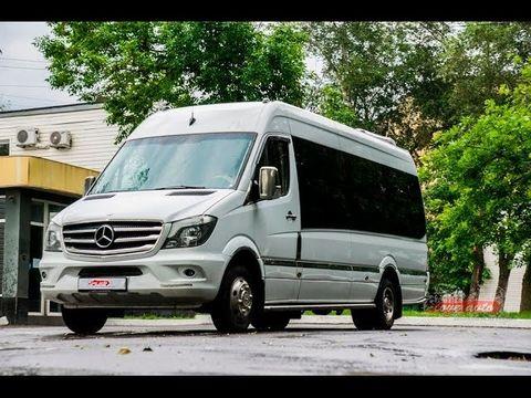 Mercedes-Benz Sprinter NEW
