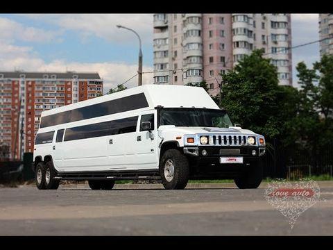 Hummer H2 Mega 30 мест