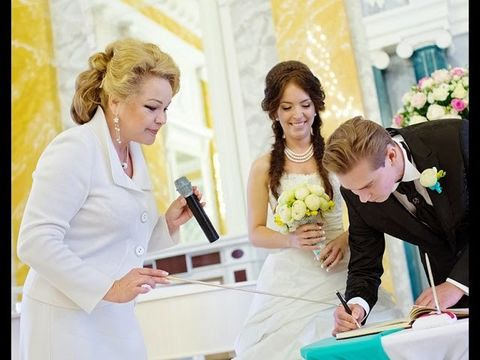 """""""Свадебная фея"""". Выездной регистратор - Римма Чистякова"""