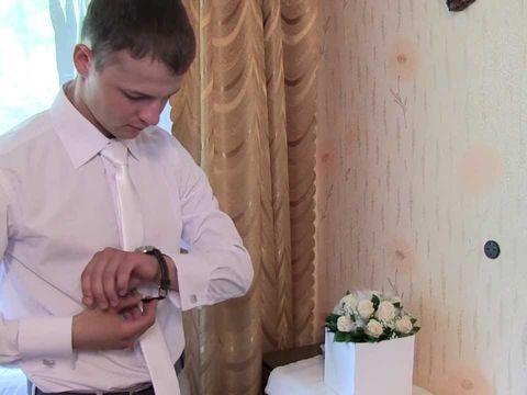 Сборы жениха и невесты 29,06,13,