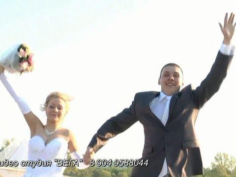 Красивая свадьба Георгия и Полины 49