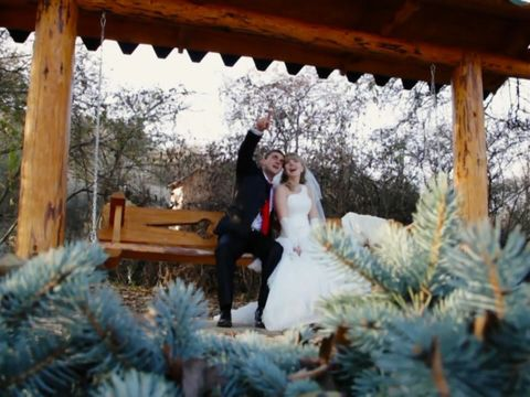 Красивая свадьба Владимира и Юлии 59