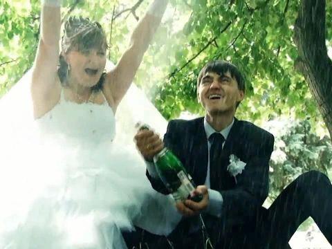 Красивая свадьба Владимира и Евы 46