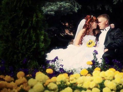 Красивая свадьба Александра и Софьи 77