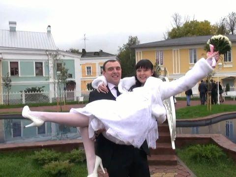 Красивая свадьба Дмитрия и Марии 66