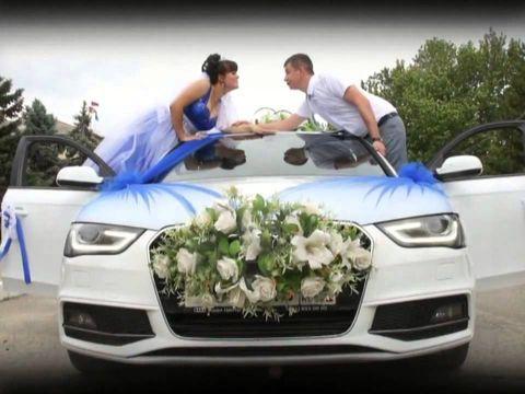 19 Красивая свадьба Никиты и Светланы 1 06 2013 год