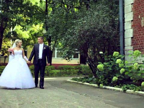 Красивая свадьба Юрия и Ларисы 26