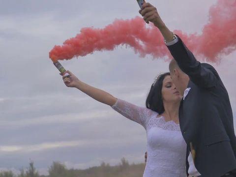 Перевертыши на свадьбе.