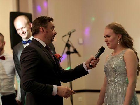 Ведущий на свадьбу Когут Олег