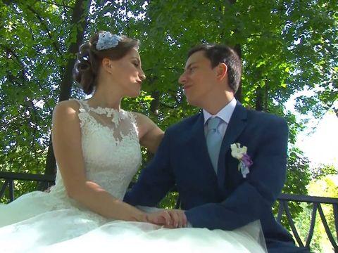 Our Wedding Day (Nastya & Vladimir)