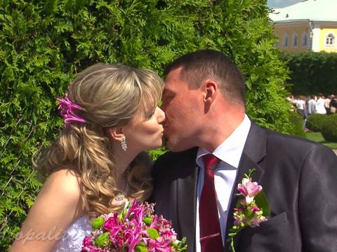 Our Wedding Day (Вера и Валера)