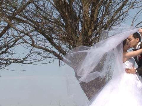 Свадьба Марата и Майи...!