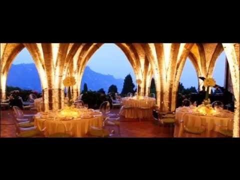 Свадьбы и торжества на Амальфитанском побережье! Равелло