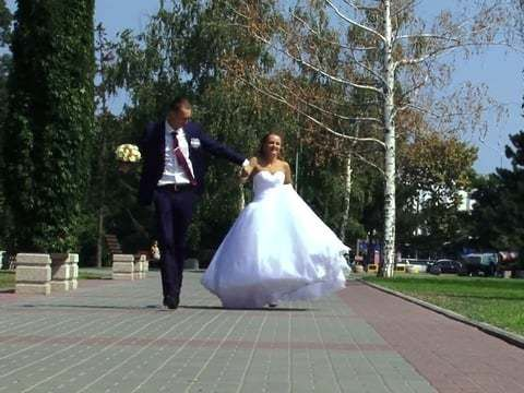 Свадебный трейлер Юра+Маша