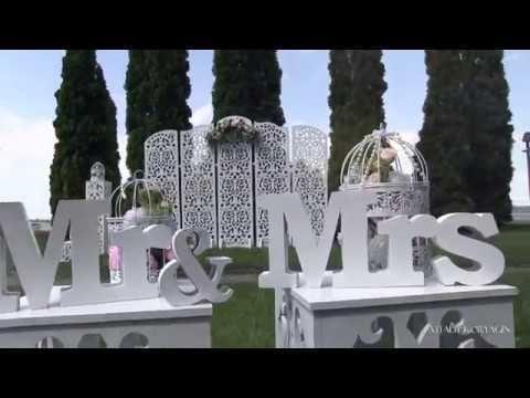 Оформление свадьбы, свадебная арка фотозона, свадебный декор Днепр