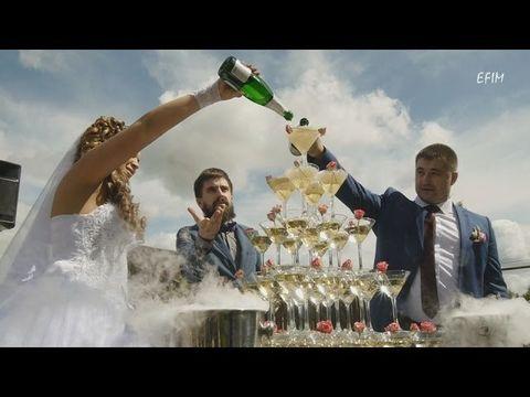 Свадебный Клип для Василия и Екатерины