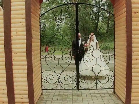 Прогулка на свадьбе