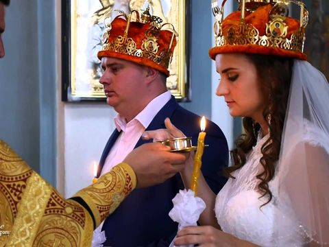 Видеосъёмка в Курске Венчание